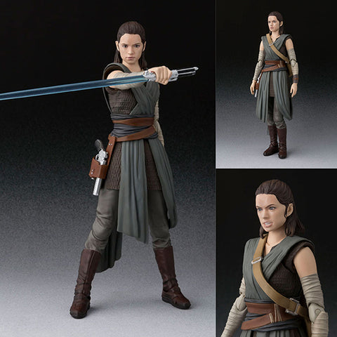 S.H.Figuarts Rey (The Last Jedi Ver.) from Star Wars: The Last Jedi [IN STOCK]