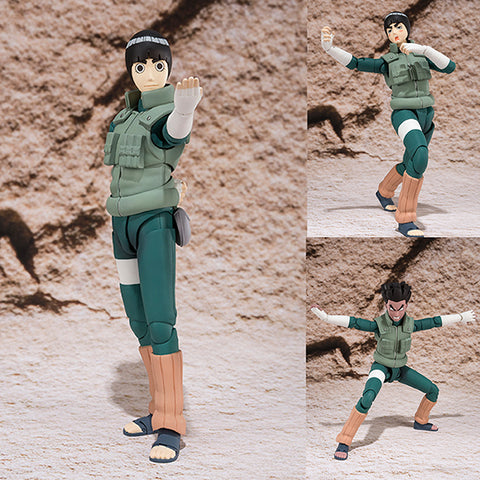 S.H.Figuarts Rock Lee from Naruto Shippuden [SOLD OUT]