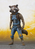 S.H.Figuarts Rocket Raccoon from Avengers: Infinity War Marvel [PRE-ORDER]