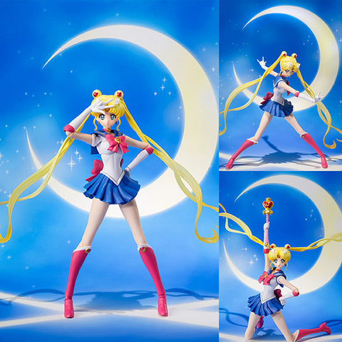S.H.Figuarts Sailor Moon Crystal Ver. from Sailor Moon Crystal [IN STOCK]
