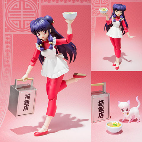 S.H.Figuarts Shampoo from Ranma 1/2 [SOLD OUT]
