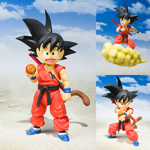 S.H.Figuarts Son Goku Kid Ver. (Childhood Version) from Dragon Ball [IN STOCK]