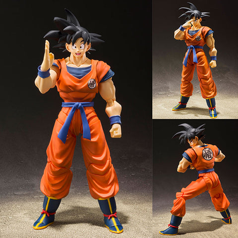 S.H.Figuarts Son Goku (A Saiyan Raised on Earth Ver.) from Dragon Ball Z [IN STOCK]