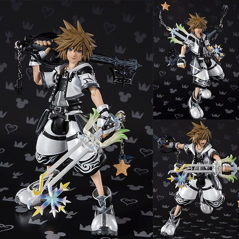 S.H.Figuarts Sora (Final Form Ver.) from Kingdom Hearts II [PRE-ORDER]