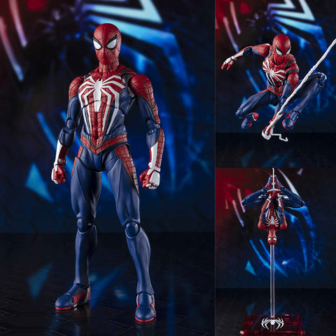 S.H.Figuarts Spider-Man Advance Suit (With First Release Bonus) Marvel [SOLD OUT]