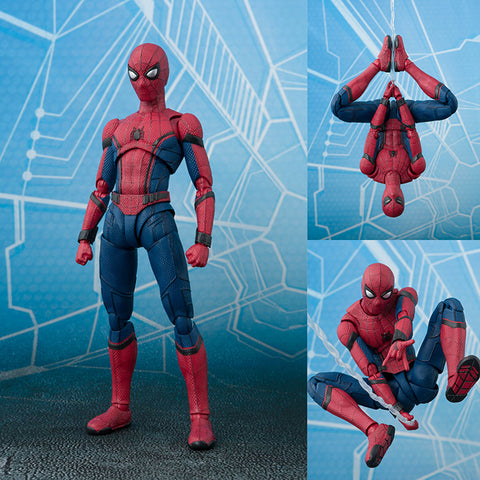S.H.Figuarts Spider-Man from Spider-Man: Far From Home Marvel [IN STOCK]