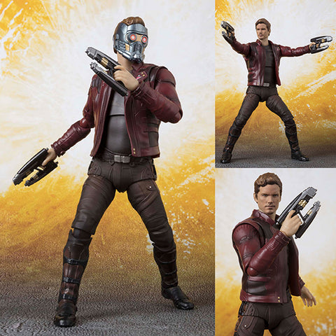 S.H.Figuarts Star-Lord from Avengers: Infinity War Marvel [IN STOCK]