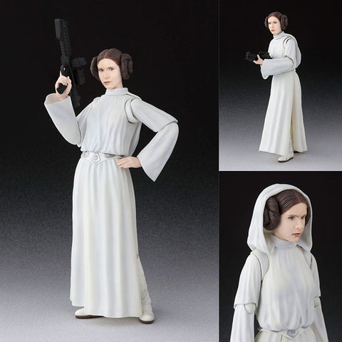 S.H.Figuarts Princess Leia Organa from Star Wars Episode IV: A New Hope [IN STOCK]