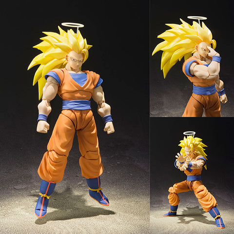 S.H.Figuarts Super Saiyan 3 Son Goku from Dragon Ball Z [SOLD OUT]