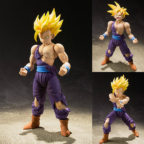 S.H.Figuarts Super Saiyan Son Gohan (Battle Damaged Ver.) from Dragon Ball Z [IN STOCK]