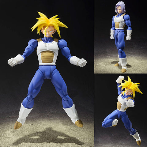 S.H.Figuarts Super Saiyan Trunks from Dragon Ball Z [SOLD OUT]