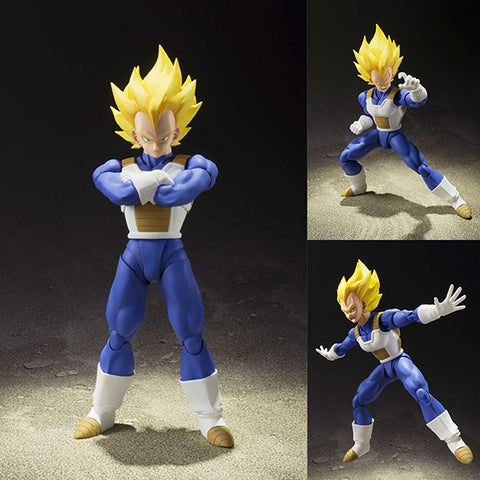 S.H.Figuarts Super Saiyan Vegeta from Dragon Ball Z [SOLD OUT]