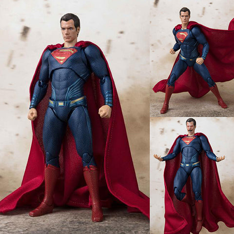 S.H.Figuarts Superman from Justice League DC Comics [PRE-ORDER]