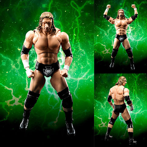 S.H.Figuarts Triple H from WWE [IN STOCK]