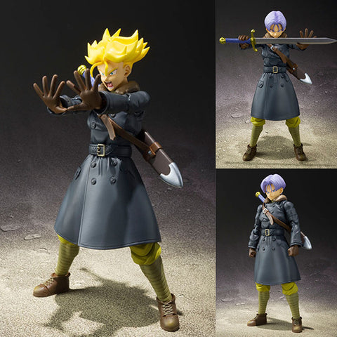 S.H.Figuarts Trunks Xenoverse Edition from Dragon Ball Xenoverse [IN STOCK]