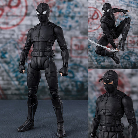 S.H.Figuarts Spider-Man Stealth Suit from Spider-Man Far From Home Marvel [IN STOCK]