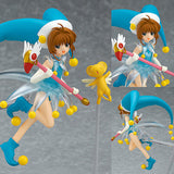 FigFIX 008 Sakura Kinomoto Battle Costume Ver. from Cardcaptor Sakura [IN STOCK]