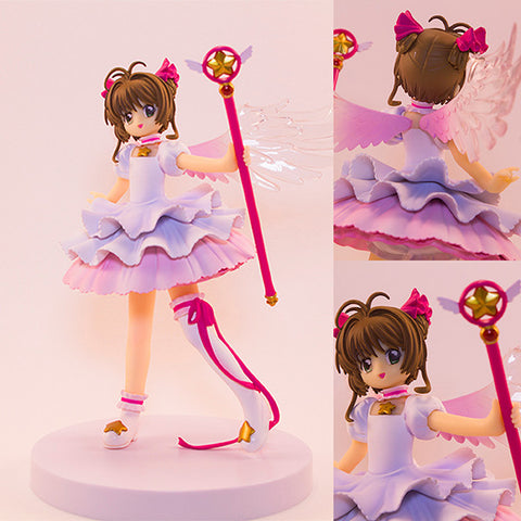 PVC Sakura Kinomoto Platinum Star from Cardcaptor Sakura Game Prize Figure Furyu [SOLD OUT]