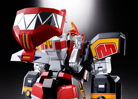 Soul of Chogokin GX-72 Megazord (Daizyujin) from Mighty Morphin Power  Rangers [PRE-ORDER PAYMENT REQUEST]