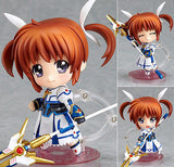Nendoroid 263 Nanoha Takamachi Exelion Mode Magical Girl Lyrical Nanoha Good Smile Company [SOLD OUT]