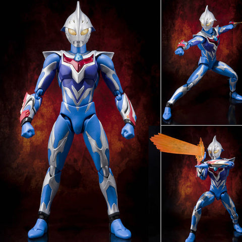 Ultra-Act Ultraman Nexus Junis Blue Ver. Anime Figure Bandai Japan [SOLD OUT]
