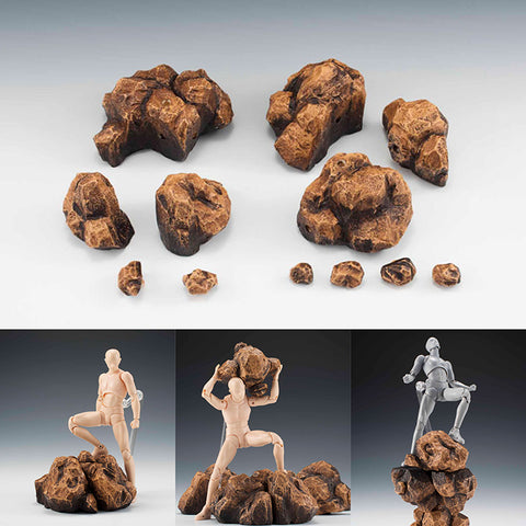 Tamashii Effect Rock (Beige Version) [IN STOCK]