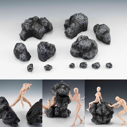 Tamashii Effect Rock (Gray Version) [IN STOCK]