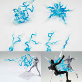 Tamashii Effect Thunder Blue Version for S.H.Figuarts Bandai Tamashii [SOLD OUT]