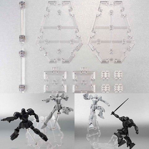Tamashii Stage Act Combination Clear Version for S.H.Figuarts Bandai Tamashii [IN STOCK]