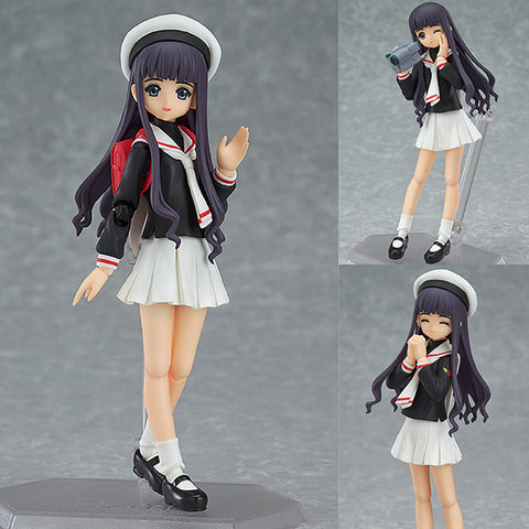 Figma 280 Tomoyo Daidouji from Cardcaptor Sakura Max Factory [SOLD OUT]