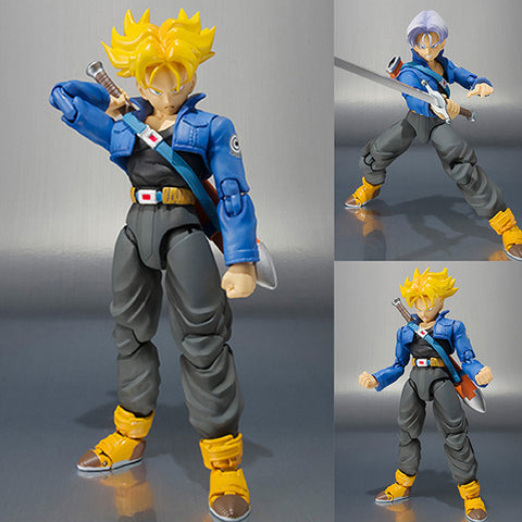S.H.Figuarts Trunks Premium Color Edition from Dragon Ball Z [SOLD OUT]