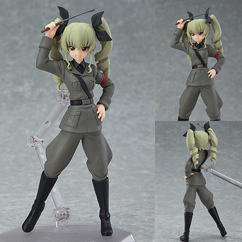 FigFIX 005 Anchovy from Girls Und Panzer Max Factory [IN STOCK]