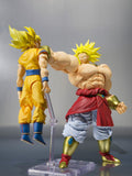 S.H.Figuarts Broly Dragon Ball Z Action Figure Bandai Tamashii [SOLD OUT]