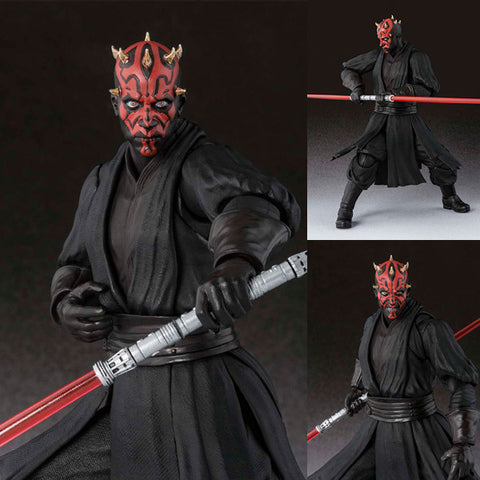 S.H.Figuarts Darth Maul from Star Wars Episode I: The Phantom Menace [SOLD OUT]