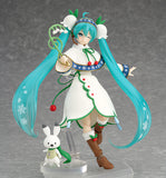 Figma EX-024 Snow Miku Snow Bell Version Max Factory [IN STOCK]