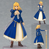 Figma EX-025 Saber Dress Version from Fate/Stay Night Max Factory [SOLD OUT]