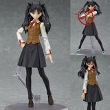 Figma 257 Rin Tohsaka 2.0 from Fate/Stay Night Unlimited Blade Works Max Factory [SOLD OUT]