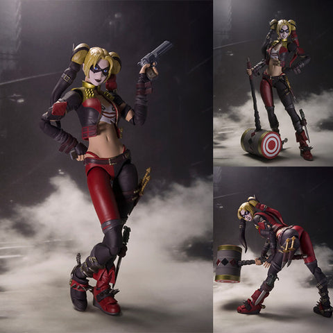 S.H. Figuarts Harley Quinn Injustice Version from Injustice: Gods Among Us Bandai Tamashii [SOLD OUT]