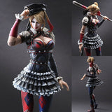 Play Arts Kai Harley Quinn from Batman Arkham Knight DC Comics Square Enix [SOLD OUT]