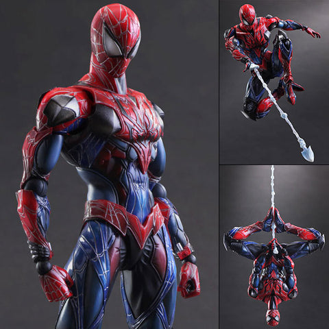Play Arts Kai Variant Spiderman from Marvel Universe Square Enix [SOLD OUT]