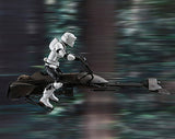 S.H.Figuarts Scout Trooper and Speeder Bike from Star Wars Episode VI [SOLD OUT]