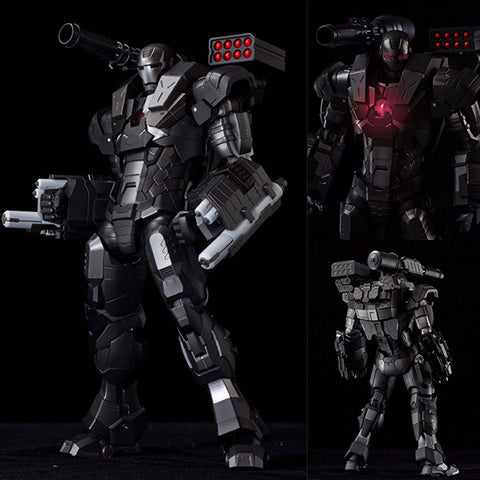 RE:EDIT Iron Man 04 War Machine Action Figure Marvel Sentinel [SOLD OUT]