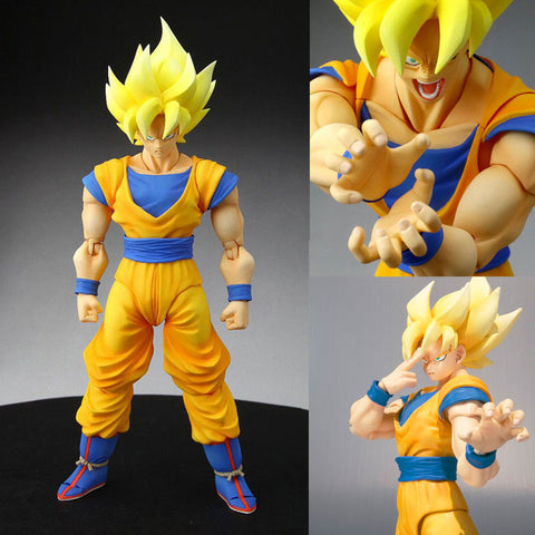 S.H.Figuarts Super Saiyan Son Goku from Dragon Ball Z Kai Bandai Tamashii [SOLD OUT]