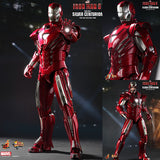 Hot Toys 1/6 Iron Man Mk XXXIII (Mark 33) Silver Centurion from Iron Man 3 Movie Masterpiece [SOLD OUT]