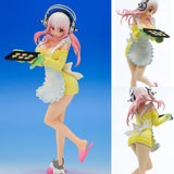 PVC Super Sonico Cooking Sweets Time Game Prize Figure FuRyu [SOLD OUT]