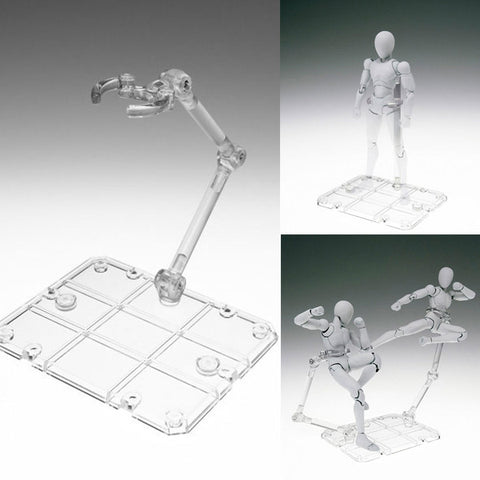 Tamashii Stage Act 4 for Humanoid (Clear Ver.) [IN STOCK]