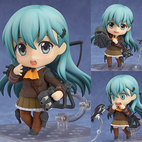 Nendoroid 482 Suzuya from Kantai Collection Good Smile Company [SOLD OUT]