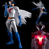 Tatsunoko Heroes Fighting Gear Gatchaman G-1 Anime Action Figure Sentinel [SOLD OUT]