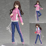 Figma EX-028 Uzuki Shimamura Jersey Version from The Idolmaster Max Factory [IN STOCK]