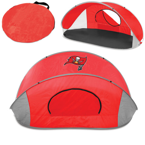 Tampa Bay Buccaneers Sun Shelter - Manta By Picnic Time